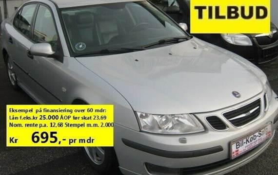 Saab 9-3 1,9 TiD 150 Linear Sport Sedan