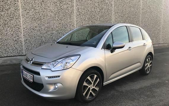 Citroën C3 1,2 PT 82 Seduction Complet