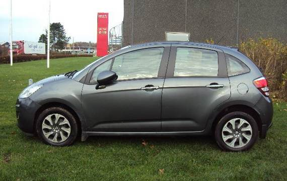 Citroën C3 1,2 VTi Seduction 82HK 5d