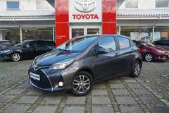 Toyota Yaris VVT-I T2 Limited Edition 100HK 5d 6g