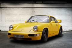 Porsche 911 3,2 Coupé