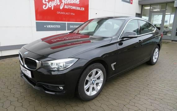 BMW 320i 2,0 Gran Turismo Executive aut.