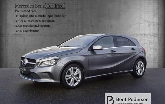 Mercedes A200 1,6 Business 7G-DCT  5d 7g Aut.