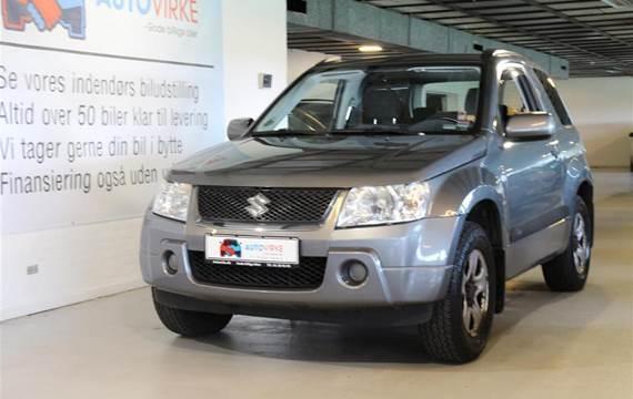 Suzuki Grand Vitara 1,6 GL 4x4  3d