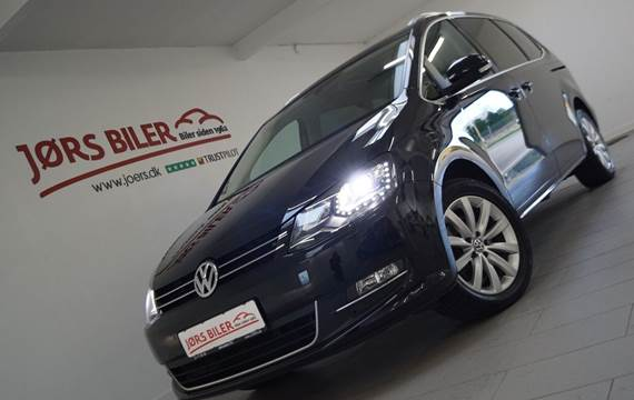 VW Sharan 2,0 TDi 177 Highline DSG 7prs