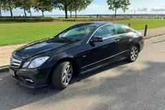 Mercedes E350 3,0 CDi AMG Line Coupé aut. BE