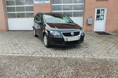 VW Touran 2,0 TDi Freestyle DSG Van