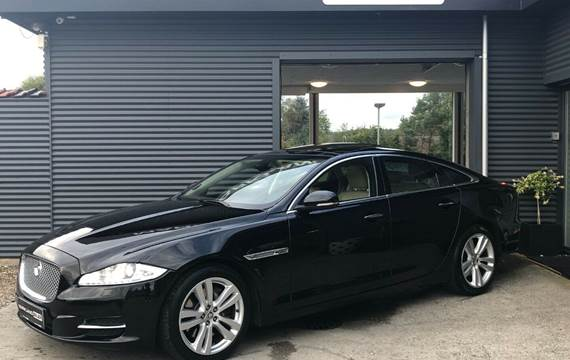 Jaguar XJ 3,0 D V6 Luxury aut.
