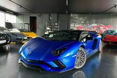 Lamborghini Aventador 6,5 S