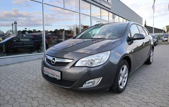 Opel Astra 1,7 CDTi 110 Enjoy ST