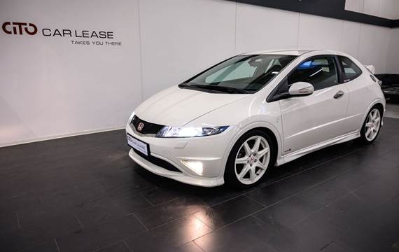 Honda Civic 2,0 Type R Championship White Edit