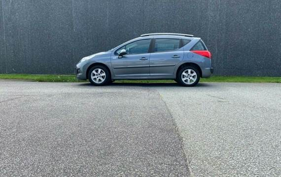 Peugeot 207 1,6 HDi 92 Millesim Edition SW