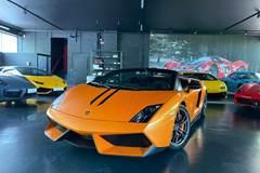 Lamborghini Gallardo 5,2 Spyder LP570-4 Performante