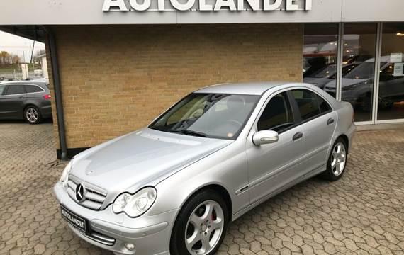 Mercedes C230 2,5 aut.