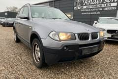 BMW X3 3,0 D Steptr. Van