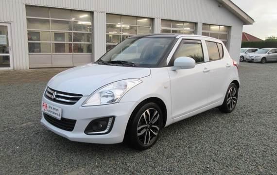 Suzuki Swift 1,2 Dualjet Club+
