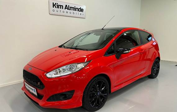 Ford Fiesta 1,0 SCTi 140 Red Edition
