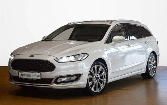 Ford Mondeo 2,0 TDCi 180 Vignale stc. aut. AWD