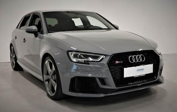 Audi RS3 2,5 TFSi SB quattro S-tr.