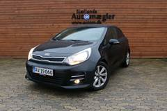 Kia Rio 1,2 CVVT Limited Edition