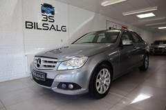 Mercedes C220 2,2 CDi aut. BE