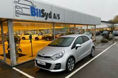 Kia Rio 1,4 CVVT Attraction+