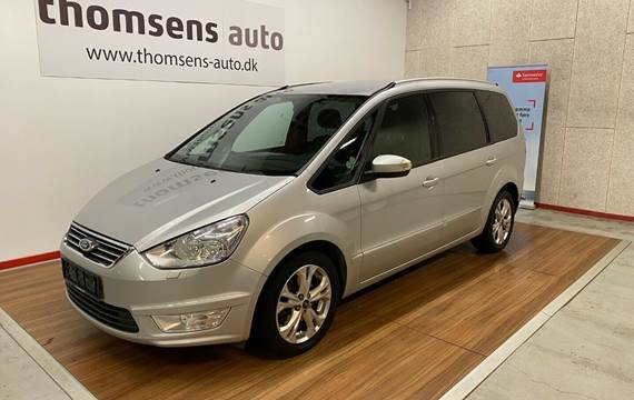 Ford Galaxy 2,0 TDCi 140 Trend Collection aut.