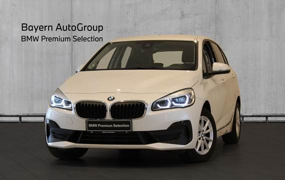 BMW 218d 2,0 Active Tourer Advantage aut.