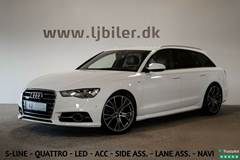 Audi A6 2,0 TDi 190 Ultra Avant quat. S-tr