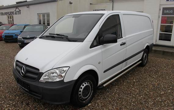 Mercedes Vito 110 2,2 CDi Basic L