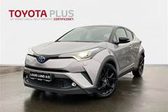 Toyota C-HR 1,8 B/EL First Edition Multidrive S  5d Aut.
