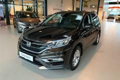 Honda CR-V 1,6 i-DTEC Elegance Plus Navi 4WD  Van 9g Aut.