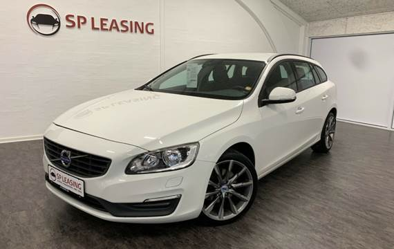 Volvo V60 2,0 D3 150 Kinetic aut.