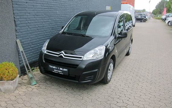 Citroën Berlingo 1,6 BlueHDi 100 Cityvan L1N2