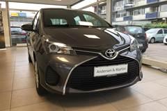 Toyota Yaris VVT-I Style Edition 100HK 3d 6g