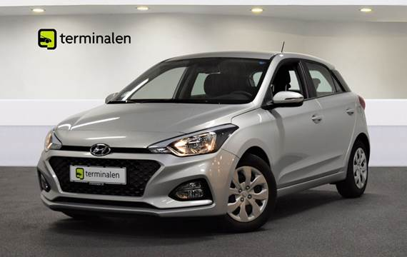 Hyundai i20 1,0 T-GDi Value Edition DCT