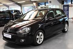 VW Golf VI 1,4 TSi 122 Highline DSG