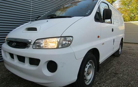 Hyundai H-1 2,5 CRDi kort