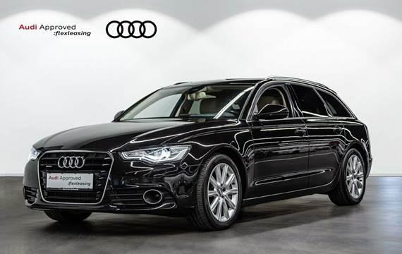 Audi A6 3,0 TDi 313 Avant quattro Tiptr.