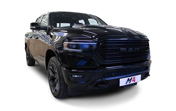 Dodge RAM 1500 5,7 V8 Hemi Limited Black Appear.