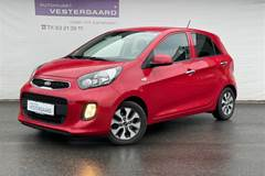 Kia Picanto 1,0 MPI Attraction Plus  5d