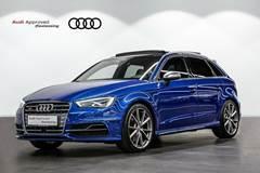Audi S3 2,0 TFSi SB quattro S-tr.