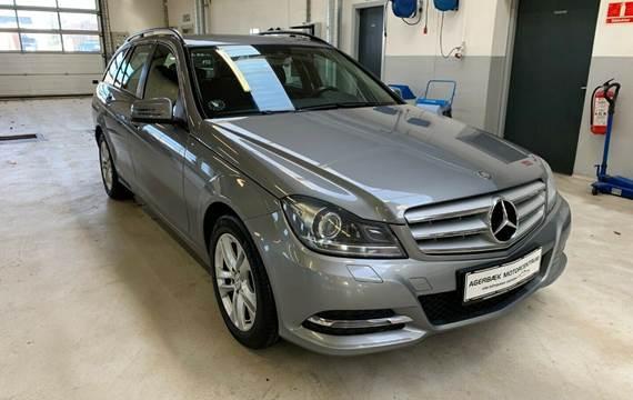 Mercedes C180 2,2 CDi Elegance stc. BE
