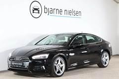 Audi A5 2,0 TDi 190 S-line SB quattro S-tr
