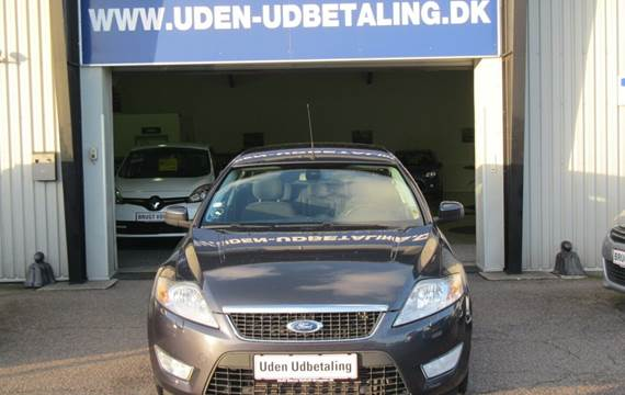 Ford Mondeo 2,0 TDCi 140 Trend Coll stc. aut.
