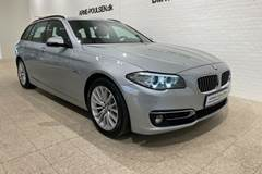 BMW 520d 2,0 Touring Luxury Line aut. Van