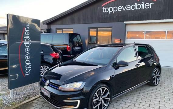 VW Golf VII 1,4 GTE DSG Van