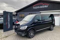 VW Multivan 2,0 TDi 150 Comfortl. DSG 4M kort