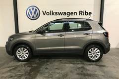 VW T-Cross 1,0 TSi 110 Life Team DSG