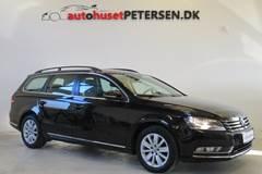 VW Passat 1,6 TDi 105 Comfortl. Vari. DSG BM